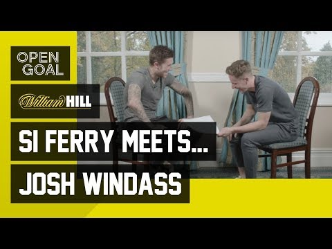 Si Ferry Meets... Josh Windass - Life at Rangers, Accrington Stanley & Wigan