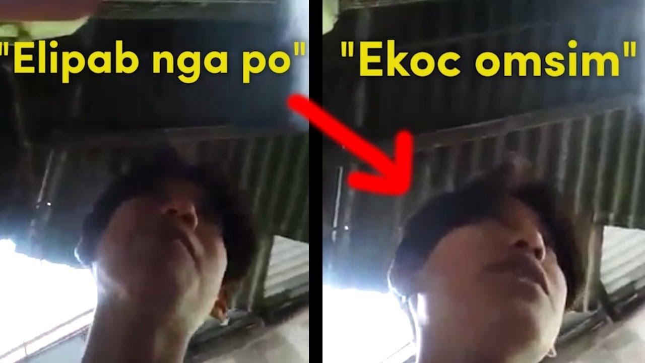 """""""Elibap nga po, Ekoc Omsim"""" PRANK! (Sasakit ulo mo dito)"""