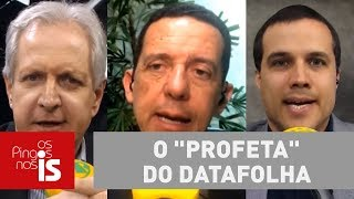 "Debate: O ""profeta"" do Datafolha"