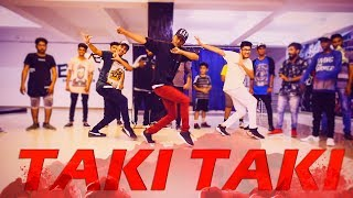 TAKI TAKI - DJ Snake, Cardi B, Ozuna & Selena Gomez Dance |Choreography @Ajeeshkrishna