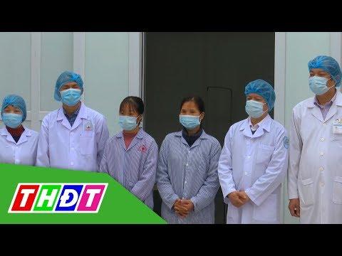 Thêm 2 Bệnh Nhân Nhiễm Covid-19 ở Vĩnh Phúc Khỏi Bệnh   THDT