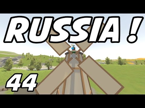 """UNTURNED - E44 """"Russia Map is Awesome!"""" (Unturned Role-Play)"""