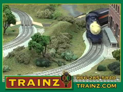 Lionel Scout Model Train Set from TRAINZ.COM