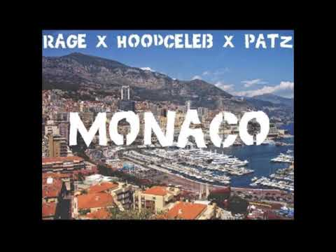 RAG£ X HOODC£L£B X PATZ - MONACO