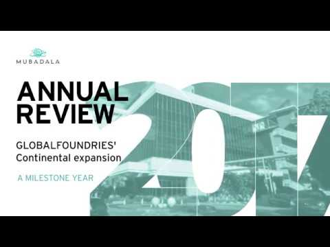 2017 Annual Review: GLOBALFOUNDRIES Case Study AR