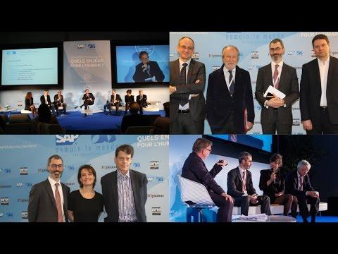 SAP Demain Le Monde - Table Ronde 3 : Le Nouveau Consommateur, modération Jean-Dominique MERCHET