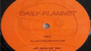 "DAILY PLANNET - ""WHATEVER"""