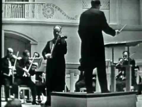 David Oistrakh - Beethoven Romance in G Major