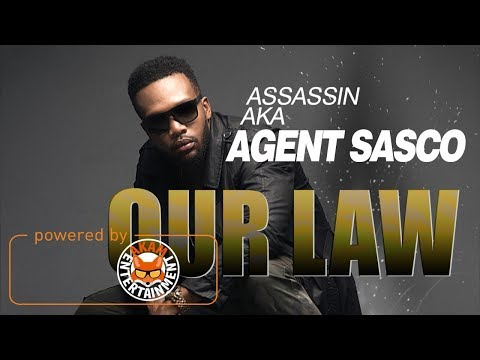 Agent Sasco - Our Law - July 2017
