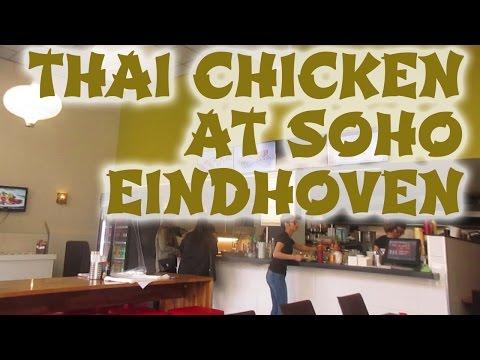 THAI CHICKEN AT SOHO EINDHOVEN
