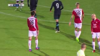 Jong FC Utrecht - Jong PSV