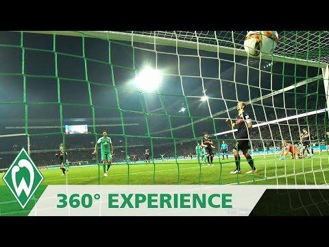 360° Experience:  Werder Bremen vs VfB Stuttgart | SVW