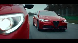 Alfa Romeo Giulia* und Stelvio Quadrifoglio** | WICKED GAMES 2
