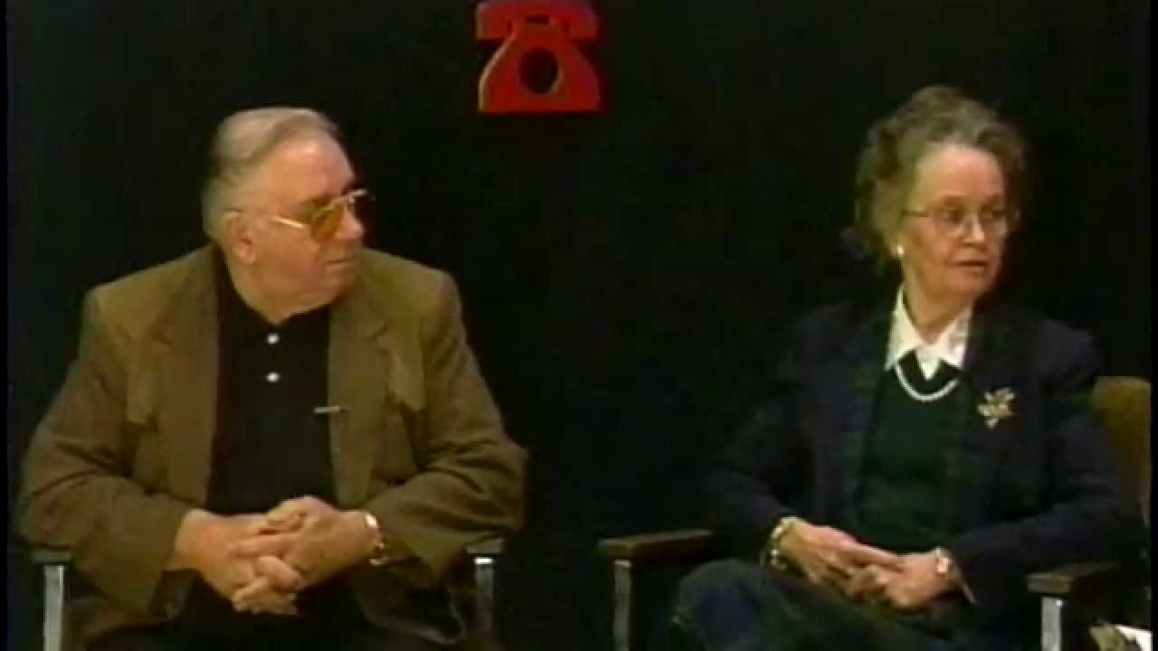 Ed and Lorraine Warren interviewed by Miggs B