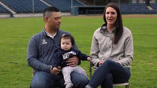 Video - All in for Whitman: Brian '10 and Kirsten Kitamura '12