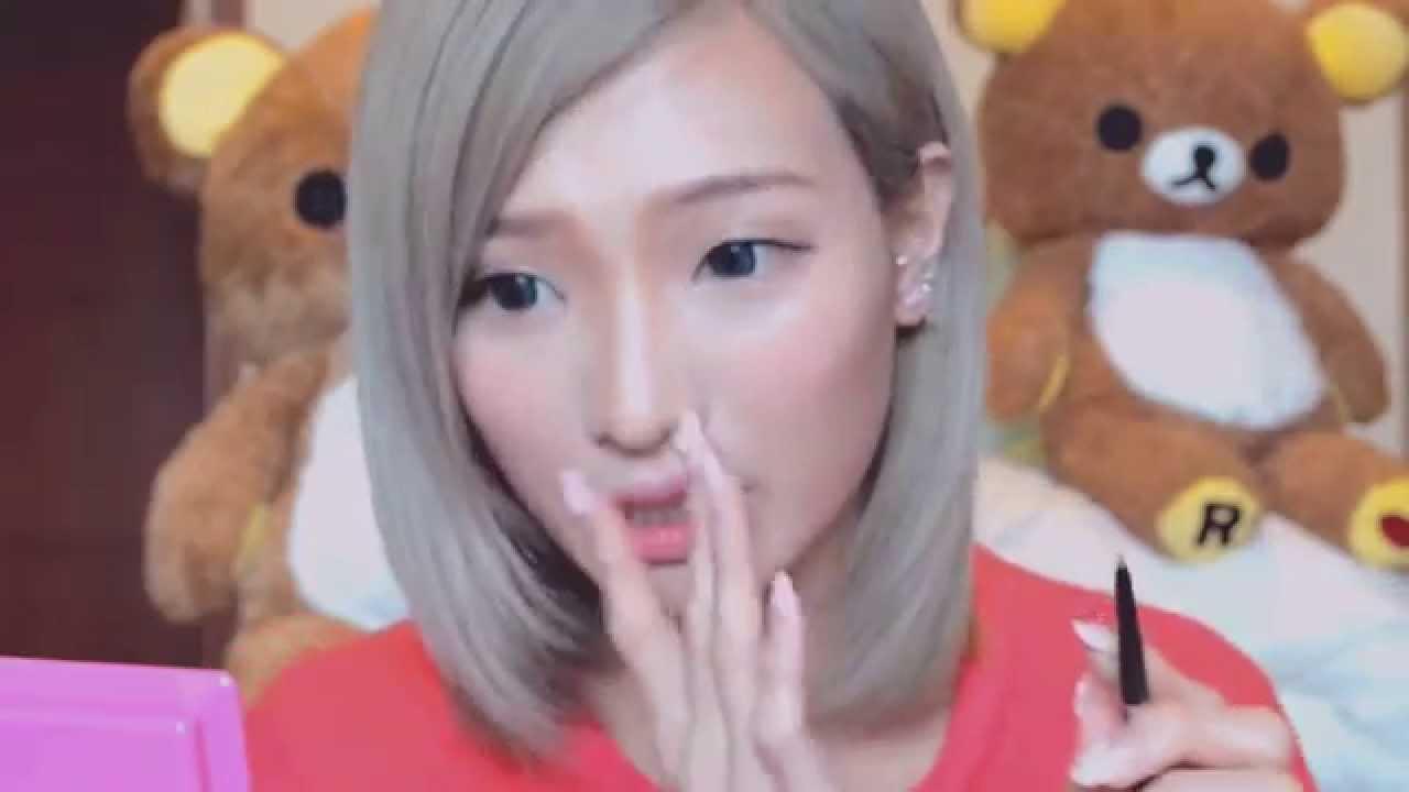 Nikki Ong 娃娃眼臥蠶妝 - YouTube
