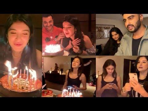 Shanaya Kapoor CELEBRATES Her 20th Birthday With BFF Ananya Panday & Father Sanjay Kapoor Mp3