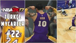 Türkçe NBA 2K17 MyCAREER #22 | CP3 ve KEMBA WALKER'a KARŞI ! Los Angeles'in SAHİPLERİ BİZİZ !!!