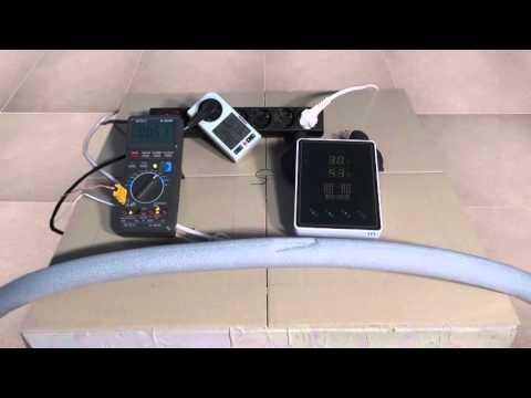 Как работает саморегулирующийся греющий кабель FINE Korea