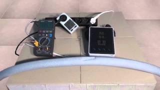 Как работает саморегулирующийся греющий кабель FINE Korea(Ролик наглядно показывает принцип саморегулирования - на теплых участках мощность падает (выделение тепла..., 2016-04-01T07:43:22.000Z)