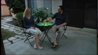 The Aruba Bistro Set