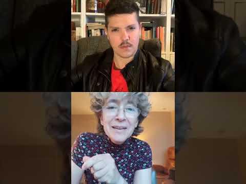 #BorgesPalooza II: conversación sobre Borges entre Silvia Hopenhayn y Daniel Mecca
