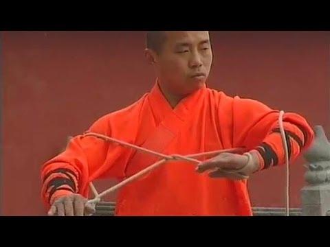 Shaolin kung fu meteor hammer