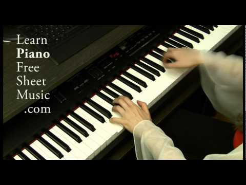 BRAHMS Lullaby Piano Version Mp3