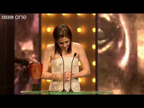 Kristen Stewart wins Rising Star BAFTA - The British Academy Film Awards 2010 - BBC One