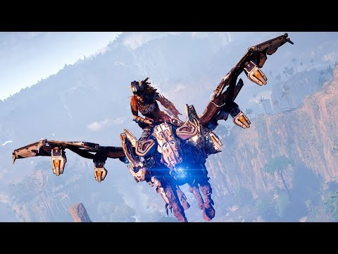 Horizon Zero Dawn FLYING MOUNT, GOLD SKIN & More! (Photo Highlight Week 9)