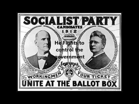 Eugene V. Debs Pro Campaign add