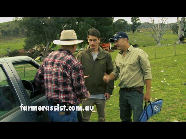 SSAA Farmer Assist hits TV screens nationwide