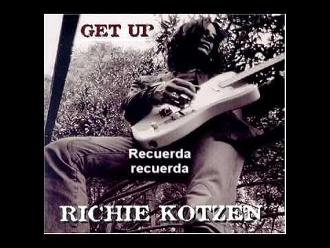 Richie Kotzen - Remember (subtitulado español)