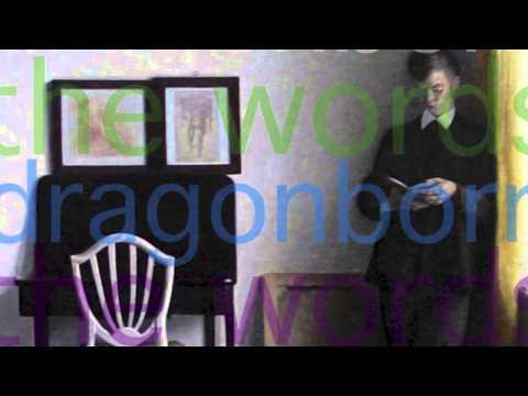 Dragonborn feat. Jacob Bellens - The Words
