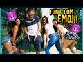 5 MENINOS VS 5 MENINAS: FUNK COM EMOJI!! [ REZENDE EVIL ]