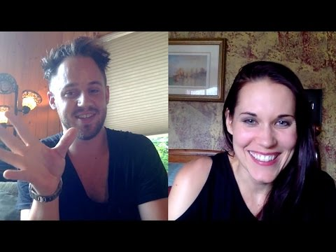 Julien Blanc & Teal Swan Teach You How To Find The Feel-Good That's Already In You
