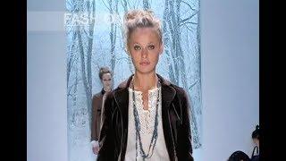 REBECCA TAYLOR Fall Winter 2005 New York - Fashion Channel