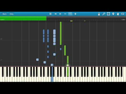 Ao no Exorcist - In My World [Piano Tutorial]