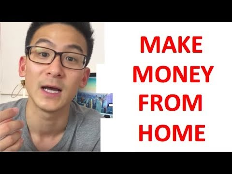 Make Money From Home - Fully Explained So You Can Start Right Now