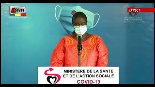Situation de la covid-19 au Sénégal ce Mercredi 10 Juin 2020 - 124 nouveaux cas