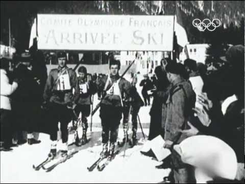 I Зимняя Олимпиада (1924 год) Шамони (Франция)