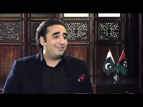 VOA Interview with Bilawal Bhutto Zardari