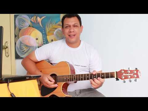 Vídeo NOVO dessa Aula na Descrição(Te Louvarei)Afinação OK no Vídeo NOVO na Descrição