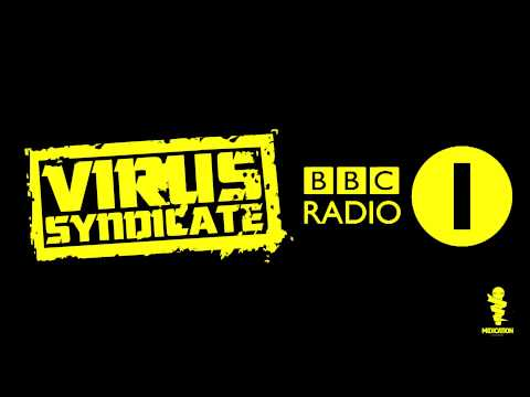 Virus Syndicate live in the mix on BBC Radio 1