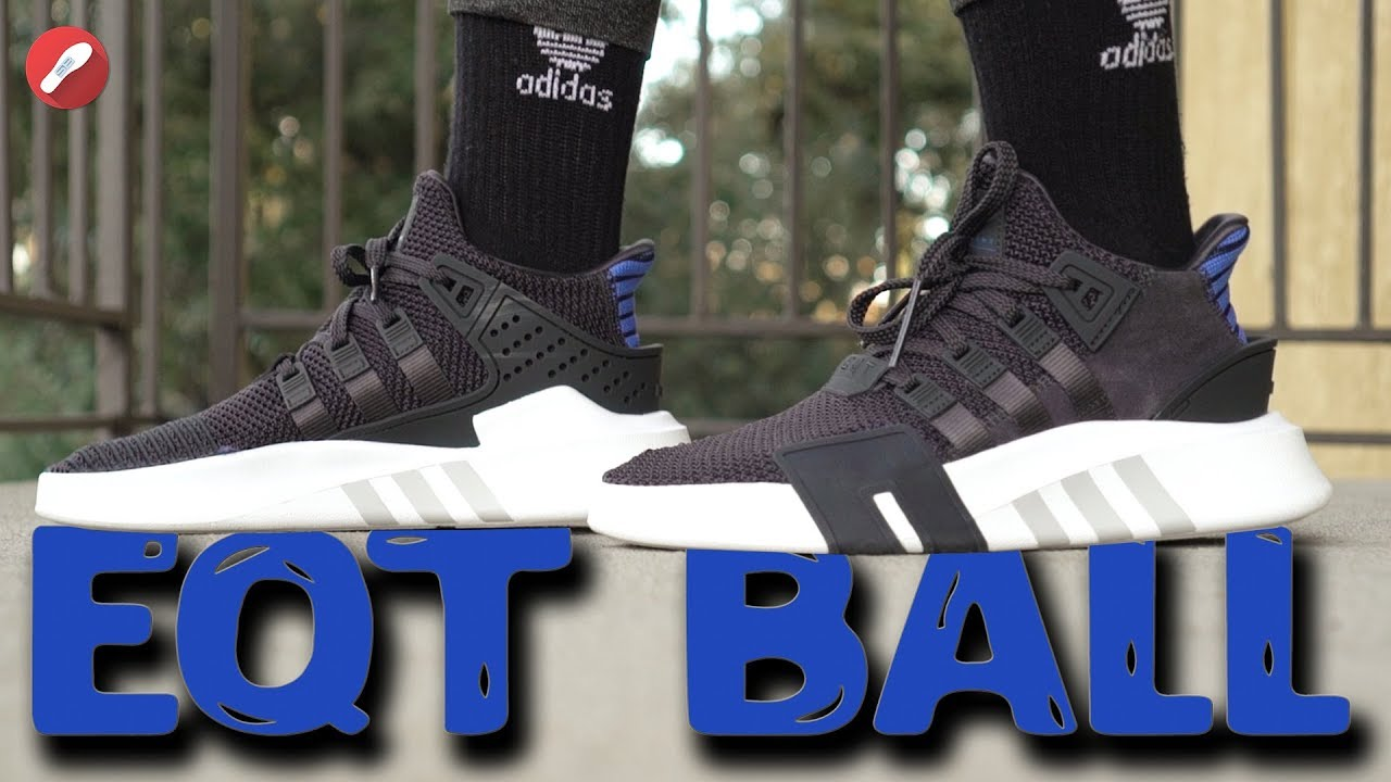 Adidas EQT Basketball ADV First Impressions!