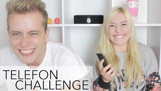 EXTREME TELEFON CHALLENGE mit Julienco | BibisBeautyPalace