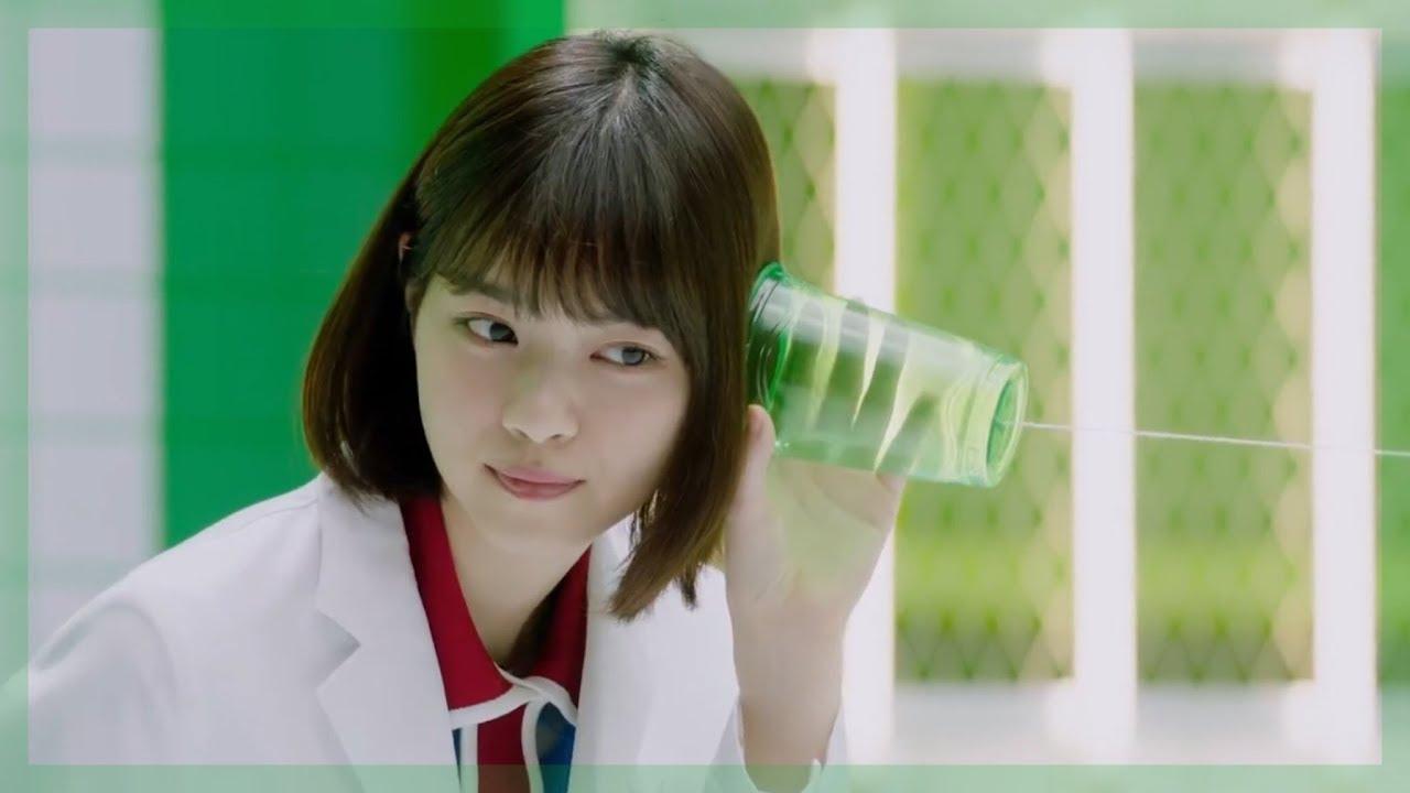 乃木坂46のLINE Clova実験室!!「糸電話」篇 新CM