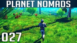 PLANET NOMADS [027] [Uran und Gold] [S01] Let's Play Gameplay Deutsch German thumbnail
