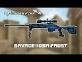 CF NA/UK Savage 110BA-Frost review by svanced
