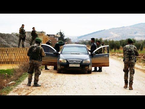 Türkiyə Suriyada hərbi əməliyyatları davam etdirir- Yeni görüntülər